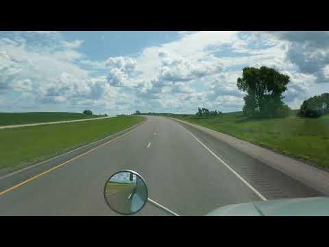 Aberdeen, South Dakota to Atlantic, Iowa.(3)