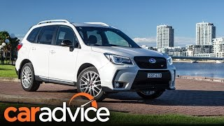 2016 Subaru Forester tS review | CarAdvice