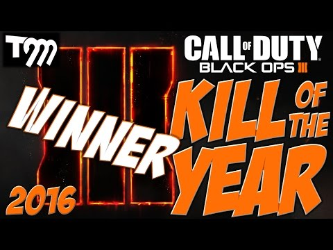 A WINNER CROWNED - Black Ops 3 - KILL OF THE YEAR 2016