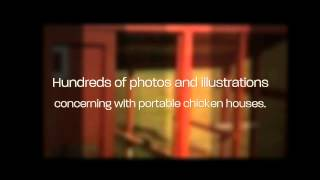 Chicken House Plans: Portable Chicken Coop Plans