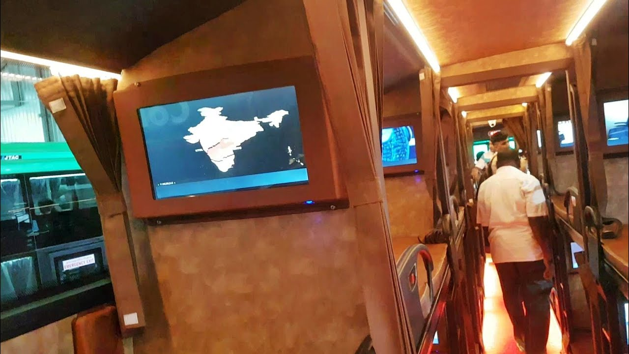 Sleeper Bus At Best Price In India