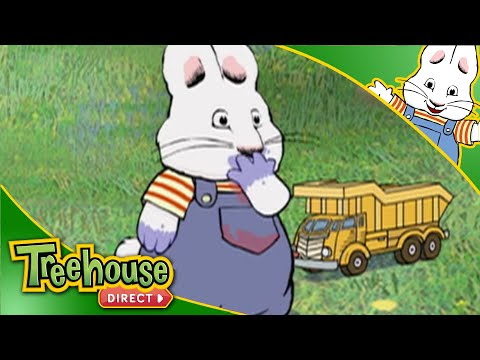 Max & Ruby: Grandma's Berry Patch / Ruby's Bunny Scout Banne