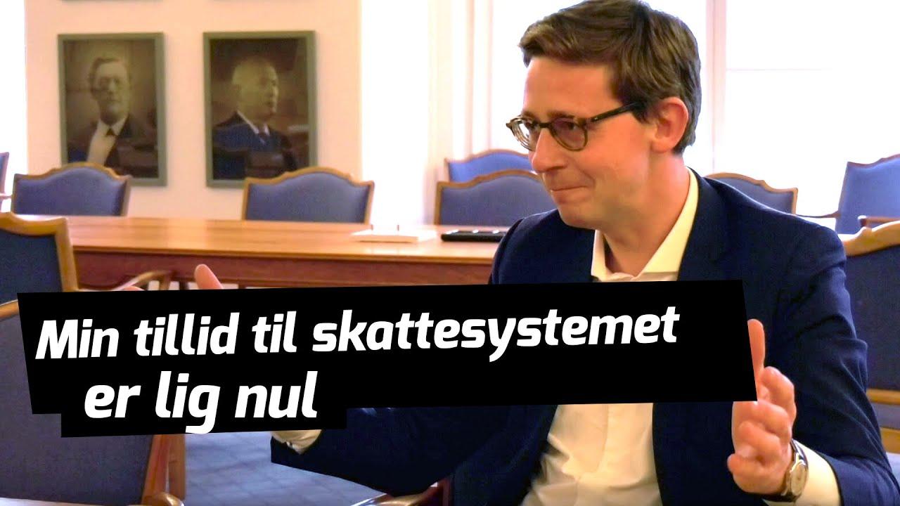 Poltikernes pension skal være ligesom vores | John og Sofie møder Karsten Lauritzen, Venstre