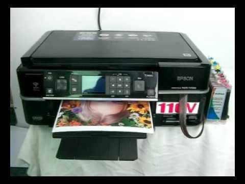Epson Artisan 800 Printer Treiber Windows XP