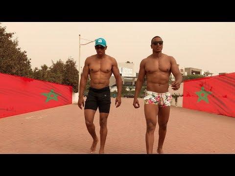 اول فلوك من اكادير مع خبير في اللياقة البدنية   Agadir workout