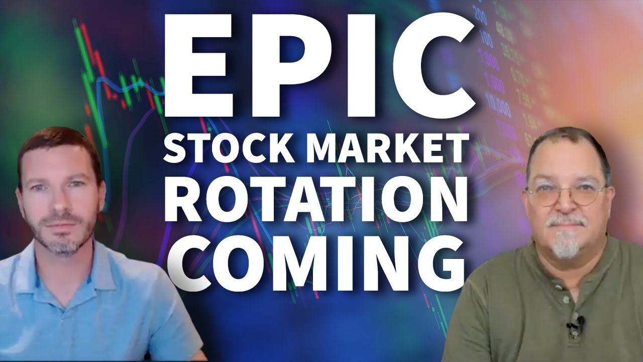 2 Epic Stock Market Rotations Are Coming – 6 ETF's to Watch