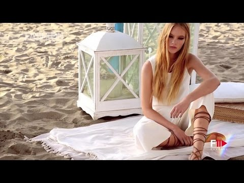 BEATRICE B Advertising Campaign Backstage Spring 2016 by Fashion Channel