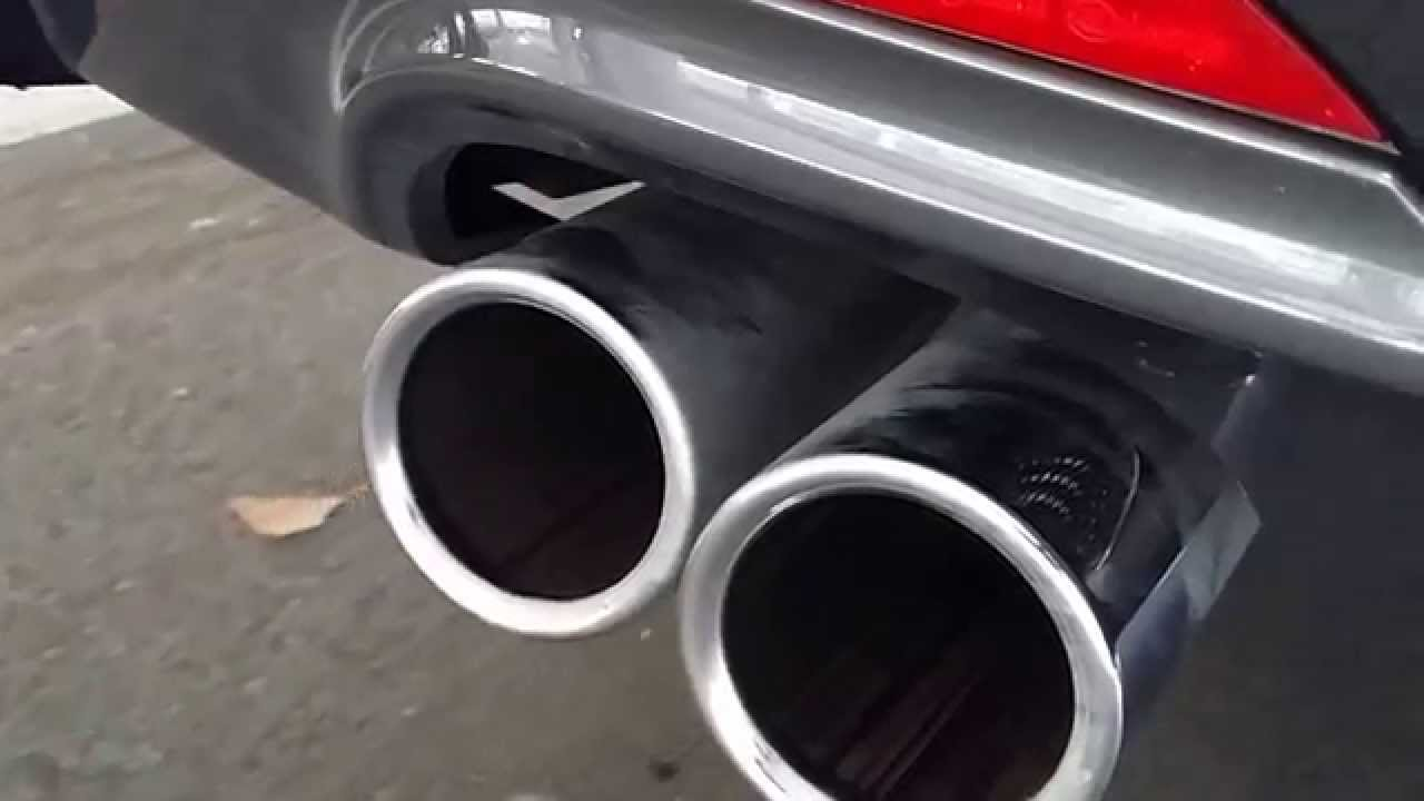 Bmw 335d Xdrive F31 Stock Exhaust Standard Auspuff