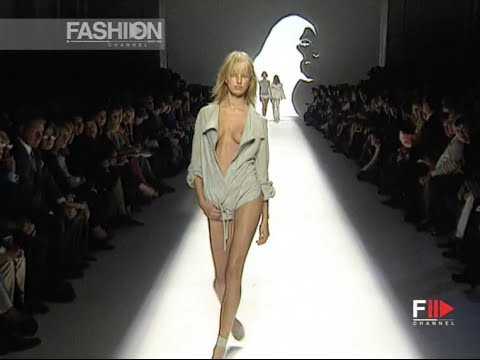 LANVIN Full Show Spring Summer 2001 Paris by Fashion Channel