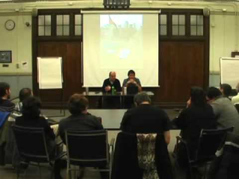 Camilo Ballesteros- Free Quality Education; Student Activism in Chile - February 16, 2012