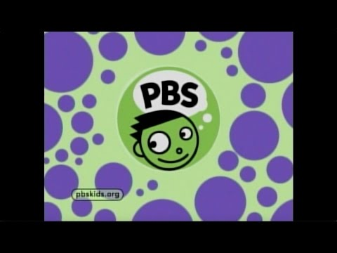 PBS Kids - Dash Transformation ID (1999-2013) [Best Quality]