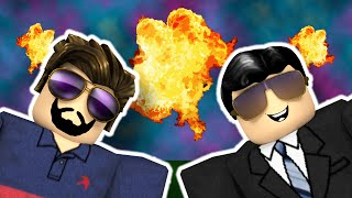Roblox | Armored Patrol | Ben and Dad