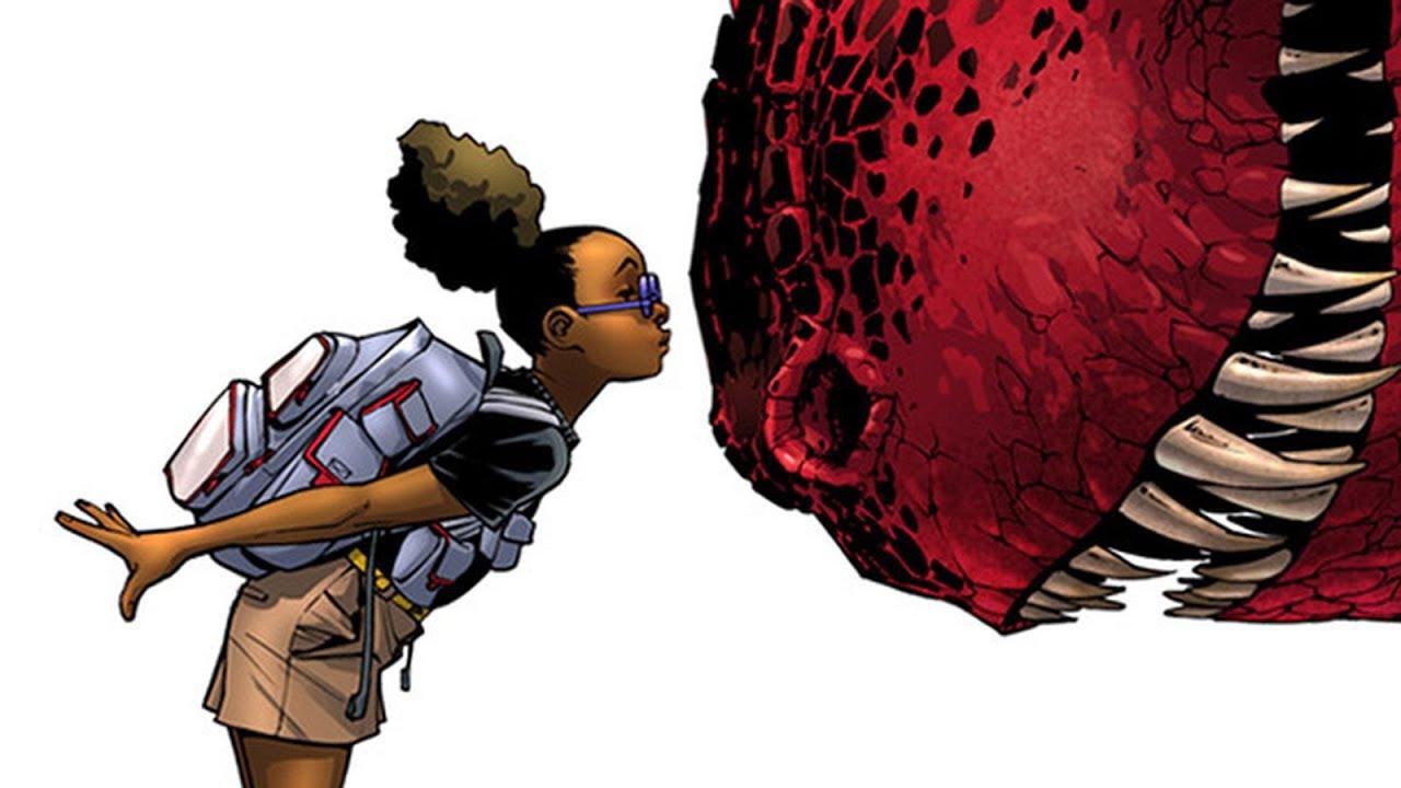 black woman super heroes Marvel