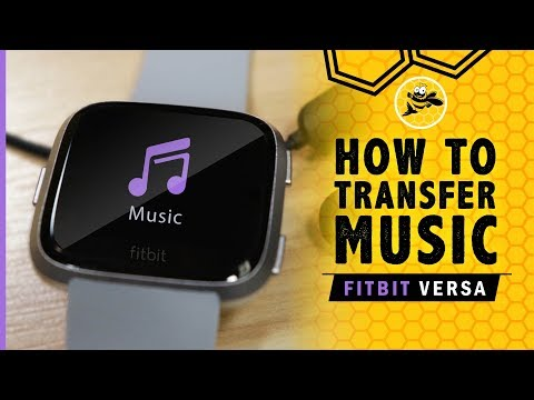 How To Transfer Personal Music To Fitbit Versa
