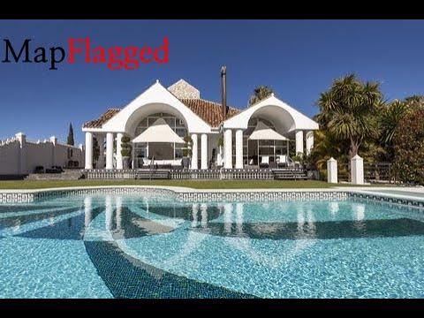 7BATH   € 4700000   Villas for sale in Malaga, Spain 2018   MapFlagged