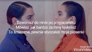Dua Lipa - IDGAF (Tłumaczenie PL)