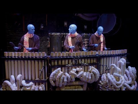 Holiday Songs on PVC Instrument - Blue Man Group Music
