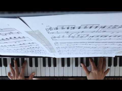 Amada Mio on Piano