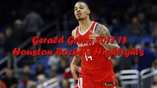 Gerald Green 2017-18 Houston Rockets Highlights ᴴᴰ
