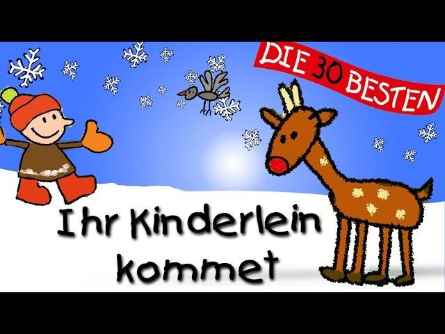 Ihr Kinderlein kommet -  Die besten Weihnachts- und Winterlieder || Kinderlieder