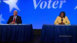 Richards-Warren Democratic Primary Debate | WXXI News