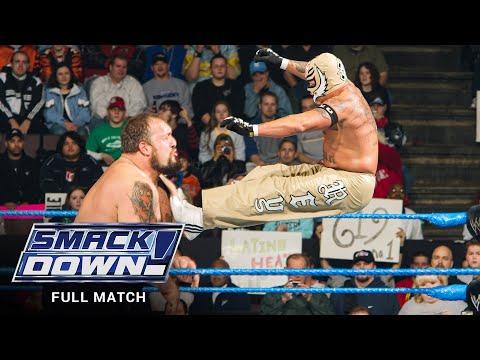 FULL MATCH - Rey Mysterio vs Big Show: SmackDown, Nov. 29, 2005
