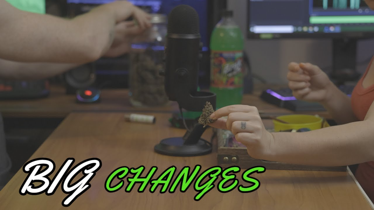 BIG Changes coming to The BUDZ