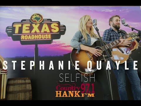 Stephanie Quayle - Selfish (Acoustic)