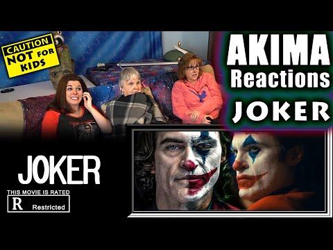 Download JOKER | AKIMA Reactions