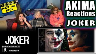 JOKER | AKIMA Reactions