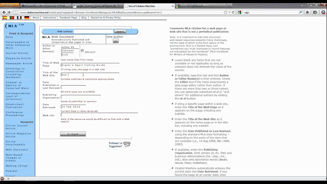 how to use citation machine to create a mla citation how to use citation machine to create a mla citation