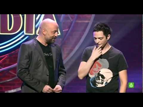 David Guapo En El Club De La Comedia 10 De Abril De 2011 Youtube
