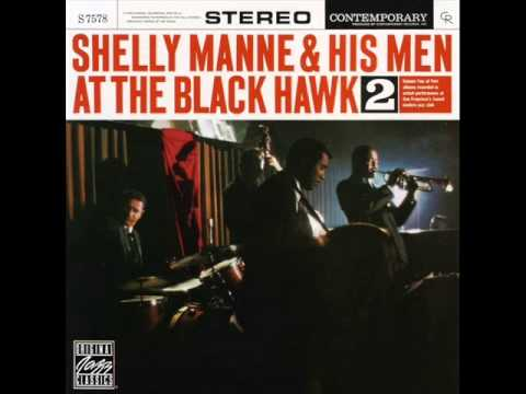 Shelly Manne and His Men at the Black Hawk - Step Lightly / A Gem from Tiffany