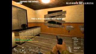 "JUGANDO Zombie Panic Source - ""Pipas y Zombievision"" | Parte 1"
