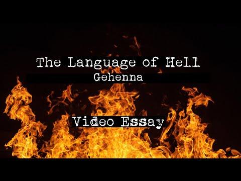 The Language of Hell - Gehenna