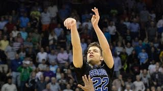 Georgia State vs. Baylor: R.J. Hunter 3-pointer for the win