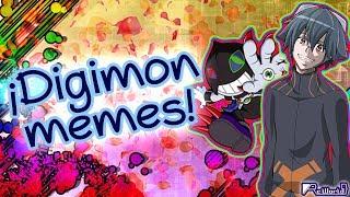 ¡Digimon Memes! (El dolor)
