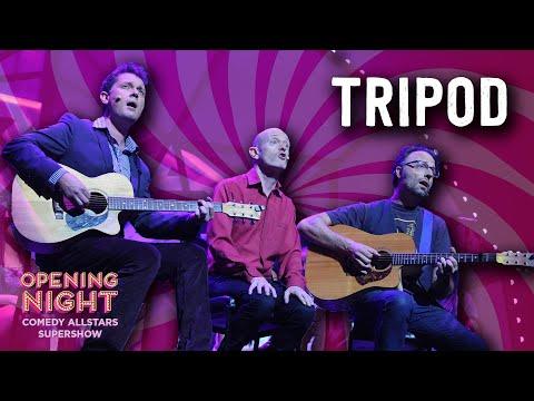 Tripod  - 2016 Opening Night Comedy Allstars Supershow