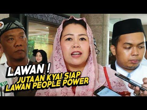 Amien Rais akan Hadapi Jutaan Kyai JATIM bila Tetap Mobilisasi People Power !