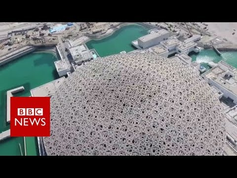 Louvre Abu Dhabi: Three things to know - BBC News