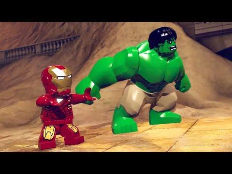 13 САМЫХ КРАСИВЫХ ИГР LEGO - Видео онлайн