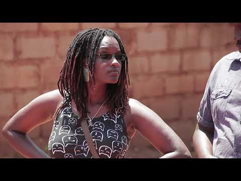 Grace tricks Kansiime Anne. African comedy.