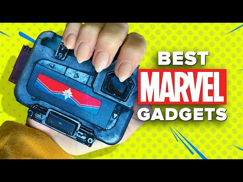 Top 10 Marvel gadgets