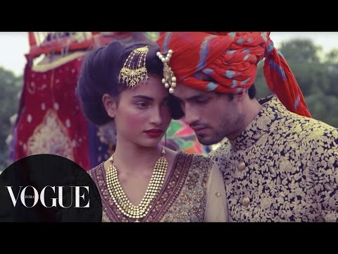 It Had To Be You | Bridal Fashion Film at Jodhpur | VOGUE India