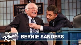 Bernie Sanders on Heart Attack, Alexandria Ocasio-Cortez & Trump Impeachment