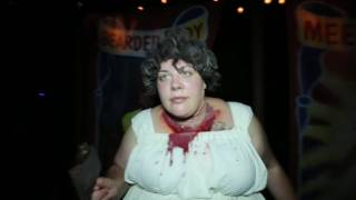 Chris Trondsen walks through Universal Studios Halloween Horror Nights 2016