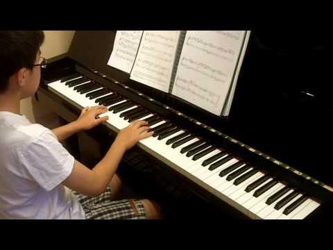 ABRSM Piano 2011-2012 Grade 3 C:2 C2 Haughton Fun Club Piano Stroll On By NN