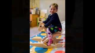Plan Toys Tori Folding Rocking Horse Review