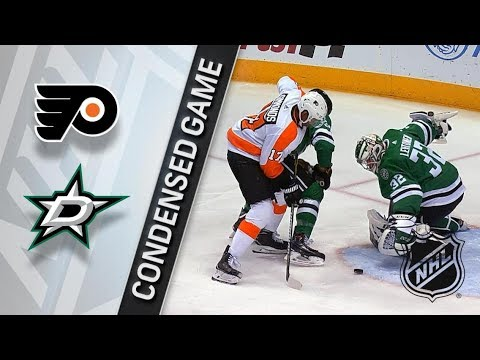Philadelphia Flyers vs Dallas Stars – Mar. 27, 2018 | Game Highlights | NHL 2017/18. Обзор