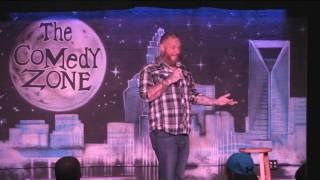 Shaun Murphy - The Comedy Zone